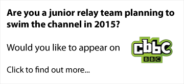 CBBC looking for a junior relay team